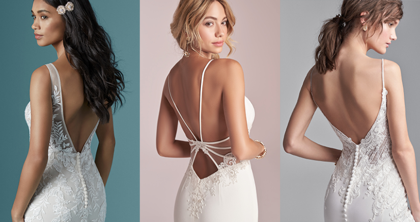 Pick A Suitable Wedding Dress For The Body Form - Marriage