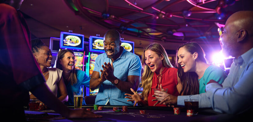 Online Casino Approaches Revealed