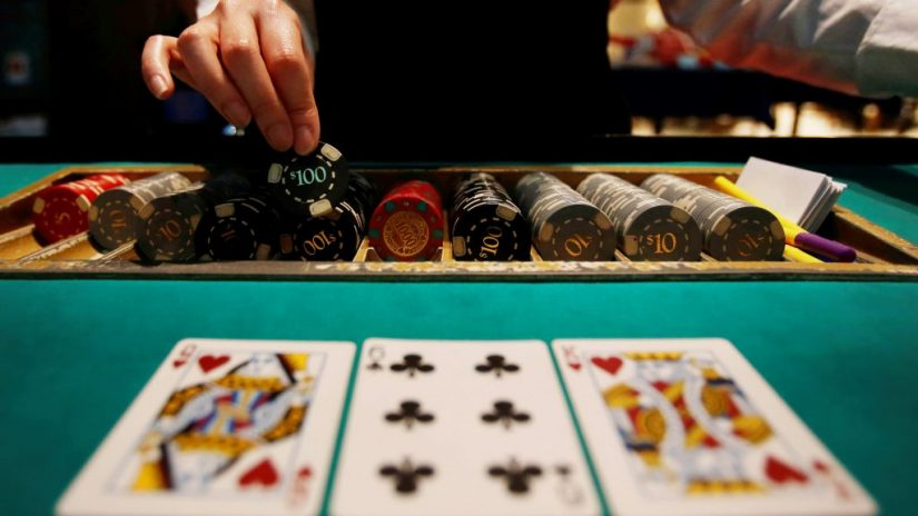 Reinvent Your Online Casino With These Easy-peasy Tips