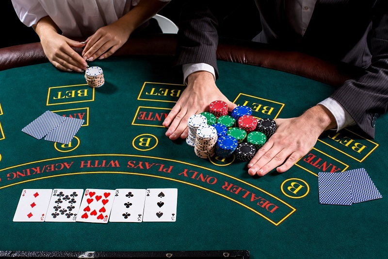 The Key For Casino Revealed In Simple Steps